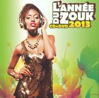 CD NEUF - L'ANNEE DU ZOUK 2013 / Edition CD + DVD- C2