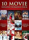 10 Movie Holiday Romance Pack 0018713608864 With Elisabeth Rohm DVD Region 1