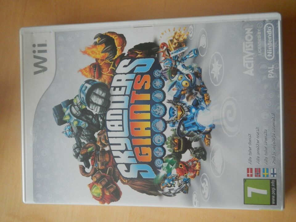 Skylander, Nintendo Wii, adventure