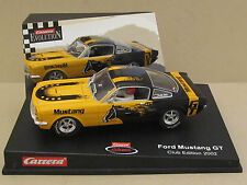 Carrera 25469 Ford Mustang Fastback GT 2002 Limited Club Edition 1:32 Slot Car