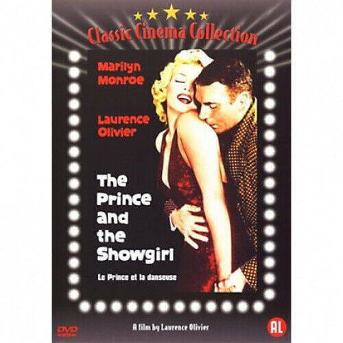 The Prince and the Showgirl [ 1957 ] + extra's - DVD - New - Free Shipping.