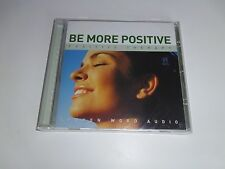 BE MORE POSITIVE CD BRAND NEW SEALED
