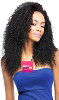 Outre Quick Weave Half Wig Bohemian Long Natural Style