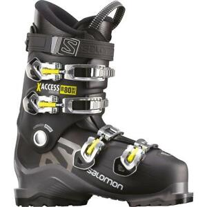 Details about 2019 Salomon X Access R80 Wide Mens Ski Boots