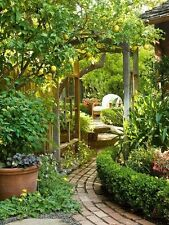VISIT A SECRET GARDEN GUDED MEDITATION CD, RELAXATION, VISUAL SUMMERS DAY, PEACE