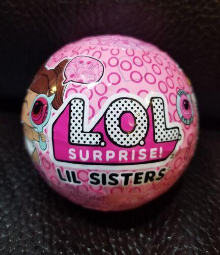 Pets Lil Sisters /& Fashion Crush NEW LOL Surprise Eye Spy Series Set:Underwrap