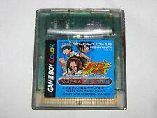 Shaman King Meramera-hen Game Boy Color GBC Japan import cartridge only