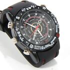 4GB HD Spy WristWatch Video Recorder Hidden Camera DVR DV Waterproof Camcorder