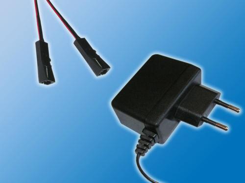 Connettore Alimentatore 12vdc0,4a4,8w2x LED-Frizione//presas.1