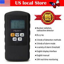 Fs2011 Real Time Geiger Counter Nuclear Radiation Detector Dosimeter Meter
