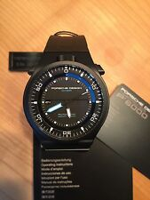 PORSCHE Design p'6780 DIVER BLACK EDITION 1000m Nuovo!!! Prezzo Top, UVP 8790 €