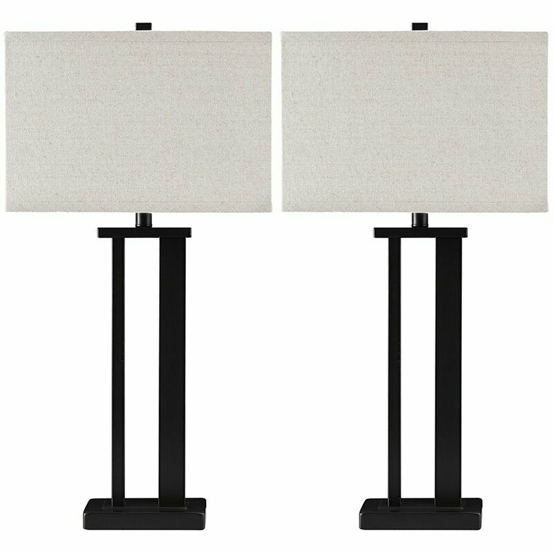 2 Pack Standing And Table Lamps