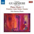 Camargo Guarnieri: Piano Music, Vol. 1 (CD, Jan-2013, 2 Discs, Naxos (Distributor))