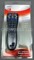 Radioshack 5-in-1 Family Favorites Universal Remote Control 15-2200 Nip Nom