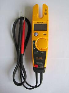 nuevo-Fluke-T5-1000-1000-Probador-Electrico-De-Voltaje-De-Corriente-Marca