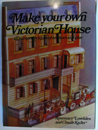 1 of 1 - #AB1, R Lowndes & C Kaler MAKE YOUR OWN VICTORIAN HOUSE, SC AC