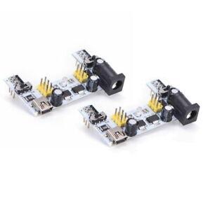 2x-Breadboard-Power-Supply-Module-DC3-3V-5V-For-Arduino-Bread-Board-New-Popular