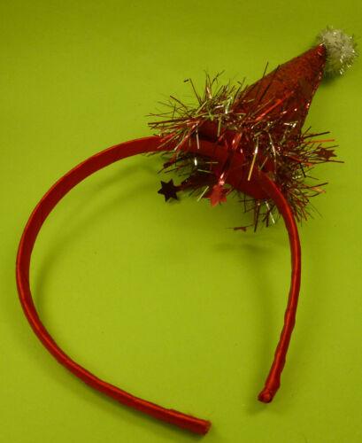 19 Teile Weihnachten Nikolaus Advent Mädchen Haarclips Haarreif Ring Armband NEU