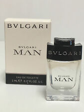 BVLGARI MAN By BVLGARI MEN COLOGNE 0.17 OZ / 5 ml NEW IN BOX MINIATURE @SALE!