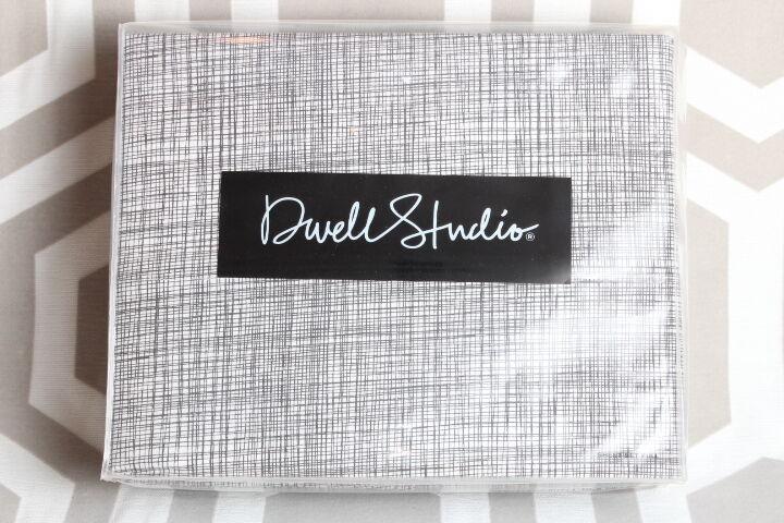 NIP Dwell Studio Dwellstudio Crosshatch Sheet Set Full  139