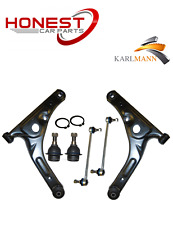 00-13 PAIR FORD TRANSIT MK6 MK7 FRONT LOWER SUSPENSION CONTROL ARMS WISHBONES