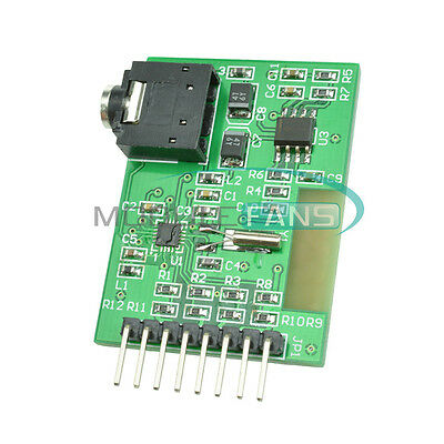Breakout Board Si4703 FM RDS Tuner For AVR ARM PIC Arduino Compatible TOP