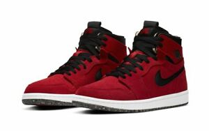 Nike Air Jordan 1 Zoom Comfort CMFT Gym Red Size 13 Bred Authentic