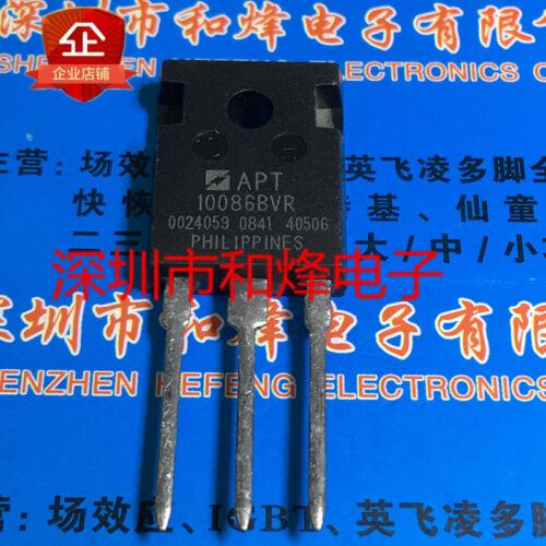 10PCS APT10086BVR TO-247