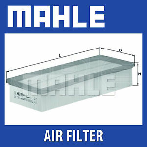 Mahle-Filtro-De-Aire-LX1211-Se-ajusta-Audi-A3-VW-Genuine-Part