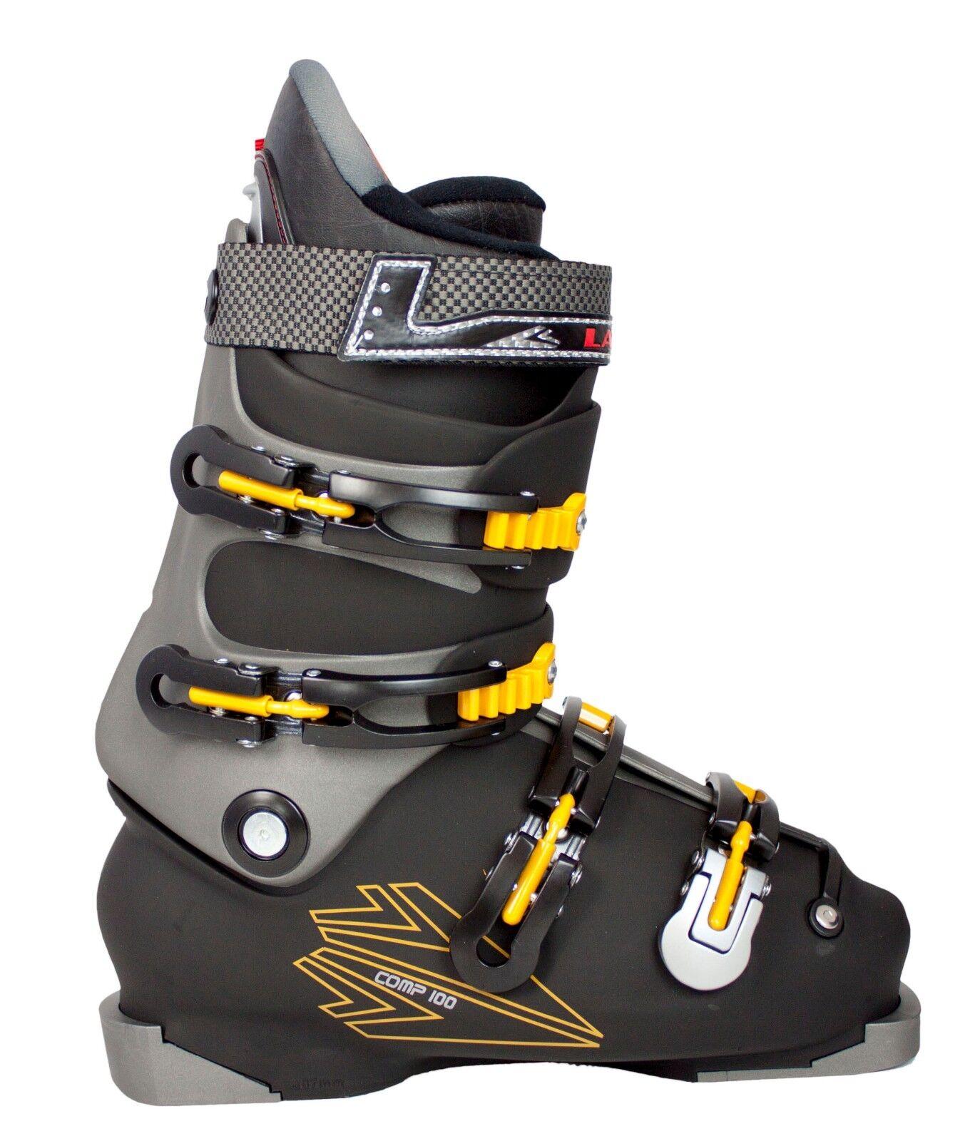 NEW High End  500 Mens Lange Comp 100 Ski Stiefel USA Größes 8.5, 9, 9.5, 10.5