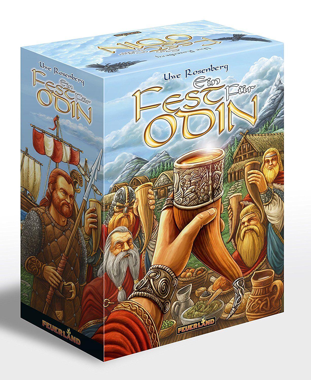 Feu Jeux 08-Une fête pour Odin  allemand UWE ROSENBERG