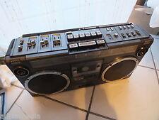 Kassettenrecorder Getthoblaster Sharp GF9191HB Rundfunkempfänger Boombox DEFEKT