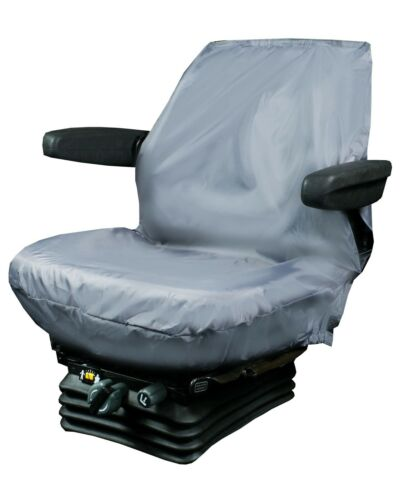 TBLK-321 Heavy Duty Seat Cover Tractor 1 Small Black
