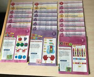 Details about Set of Kindergarten enVision Math Lessons & Tests (119  Lessons & 16 Tests)