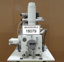 Jeol Jsm 6400f Sem Scanning Electron Microscope Column Assembly Untested As Is