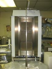 Ozti Gas Gyro / Shawarma Grill Machine