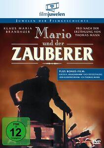 Mario-und-der-Zauberer-Thomas-Mann-Klaus-Maria-Brandauer-Filmjuwelen-DVD