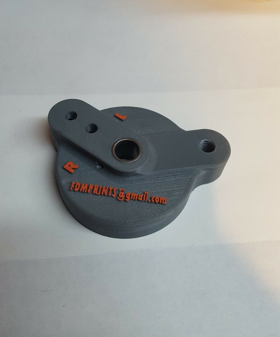 ATLAS 7B METAL SHAPER FEED RATCHET GEAR COVER CASE S7-23D REPLACEMENT 3D PRINTED