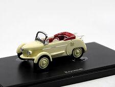 AutoCult 03009 1951 Reyonnah Robert Hannoyer Kleinwagen Frankreich 1/43