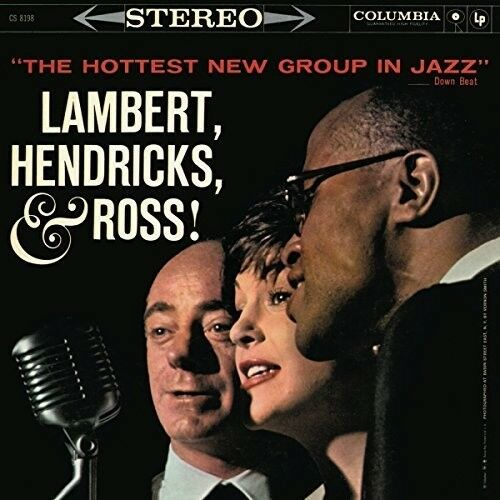 Lambert Hendricks & - Hottest New Group In Jazz [New CD] UK - Import