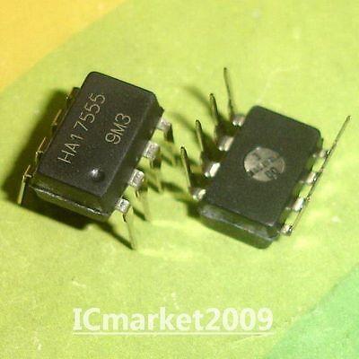 2PCS HA17555 HIT DIP-8 17555 NE555 Precision Timer
