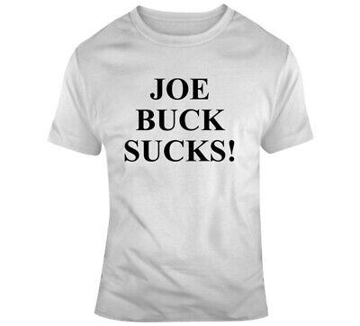 Chicago Cubs Joe Buck Sucks T-Shirt