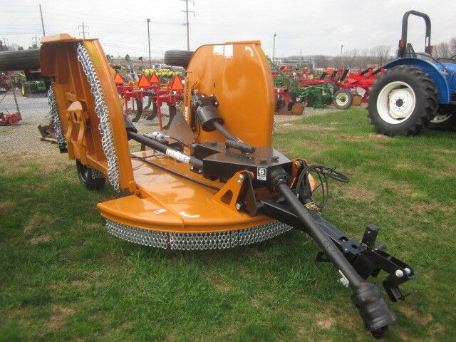 Woods BW12 12 Ft  Batwing Mower for Compact Tractors