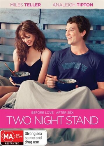 1 of 1 - Two Night Stand (DVD, 2015)
