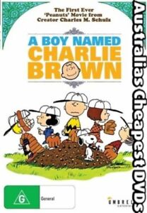 A-Boy-Named-Charlie-Brown-DVD-NEW-FREE-POSTAGE-WITHIN-AUSTRALIA-REGION-4