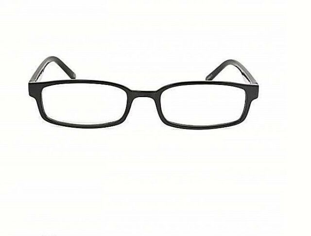a3871c881133 2.00 Strength Foster Grant Carter Black Traditional Reading Glasses ...