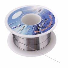 03mm 6337 Tinlead Flux Welding Iron Line Reel Rosin Core Solder Wire 20 Usa