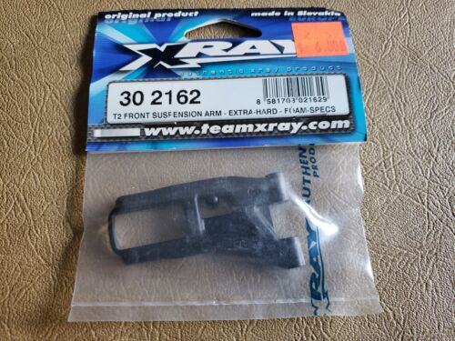 Xray Foam Spec Extra Hard Front Suspension Arm For Xray T2 T3 T4 #302162 RC Part