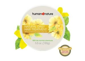 Human-Nature-Natural-Daily-Hair-Treatment-Deep-Conditioning-for-Dry-Rough-Hair