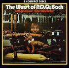 The Wurst of P.D.Q. Bach (CD, Dec-1993, 2 Discs, Vanguard)